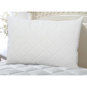 Perfect Fit Industries Wellrest Quilted Memory Foam Pad and Pillow Enhancer Set; Full