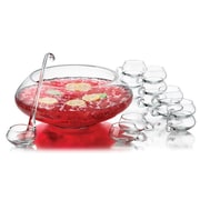 Libbey Moderno 14 Piece Punch Set
