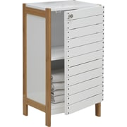 OIA Rendition 14.5'' W x 27'' H Freestanding Cabinet