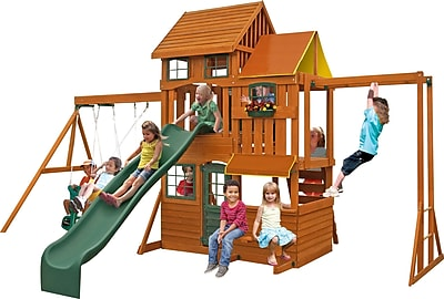 KidKraft Barrington Swing Set