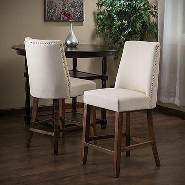 Home Loft Concepts Hadley 26.5'' Bar Stool (Set of 2)