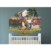 Wall-Ah! Humpty Dumpty Wall Decal