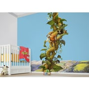 Wall-Ah! Jack and The Bean Stalk Wall Decal