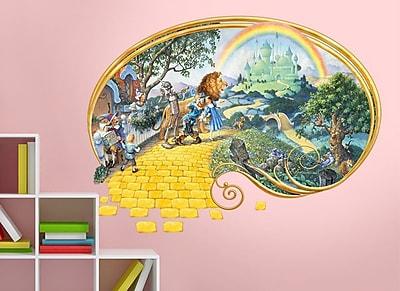 Wall-Ah! Wizard of Oz Wall Decal
