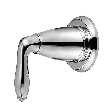 Pfister Serrano Diverter Faucet Trim Only; Polished Chrome