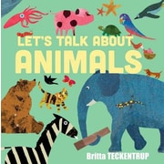 Let's Talk about Animals, Hardcover (9781906250355)