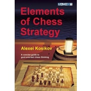 Elements of Chess Strategy, Paperback (9781906454241)
