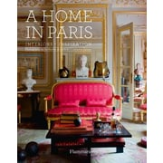 A Home in Paris: Interiors, Inspiration, Hardcover (9782080201867)
