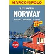 Norway Marco Polo Handbook, Paperback (9783829768344)