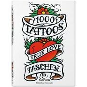 1000 Tattoos, Hardcover (9783836549929)