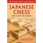 Japanese Chess: The Game of Shogi, Paperback (9784805310366)
