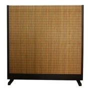 Oriental Furniture 76'' x 75'' Take Room Divider