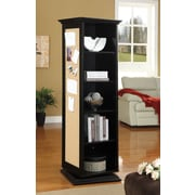 Wildon Home   Standard Bookcase; Black