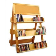 Catskill Craftsmen Book Carts and Racks 60'' Accent Shelves Bookcase