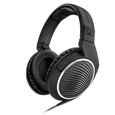 Sennheiser HD 461G Closed Around-Ear Design Headphones for Android and iOS, Black
