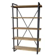 Moe's Home Collection Lex 78'' Etagere Bookcase