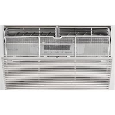 Frigidaire 10,000 BTU 115V Window-Mounted Compact Air Conditioner with Temperature Sensing Remote Control
