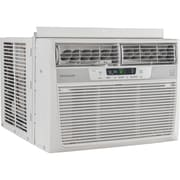 Frigidaire 12,000 BTU 115V Window-Mounted Compact Air Conditioner with Temperature Sensing Remote Control