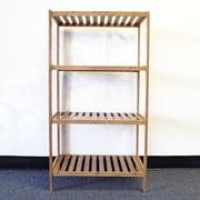 Proman Horizon 39'' Etagere Bookcase; 39'' H x 21'' W x 12 D''