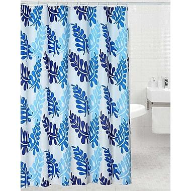 Daniels Bath Tropical Polyester Shower Curtain