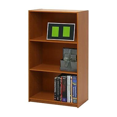 Wildon Home 39'' Standard Bookcase; Light Cherry