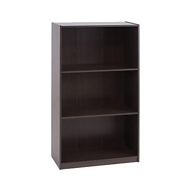 Wildon Home 39'' Standard Bookcase; Espresso