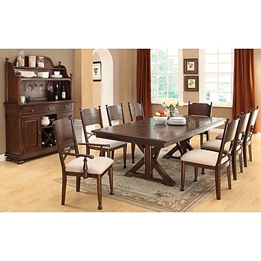 Hokku Designs New England 9 Piece Dining Set
