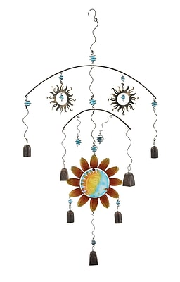 Cole & Grey Metal Wind Chime