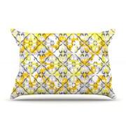 KESS InHouse Effloresco Pillow Case; King