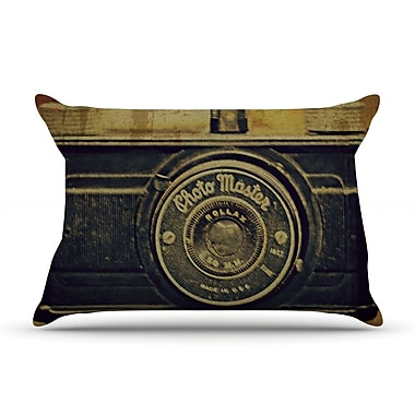 KESS InHouse Discarded Treasure Pillow Case; King