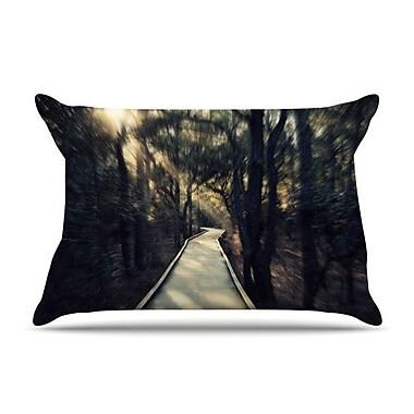 KESS InHouse Dream Worthy Pillow Case; King