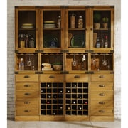 Ink + Ivy Cooper China Cabinet Hutch