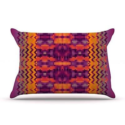 KESS InHouse Medeasetta Pillow Case; King