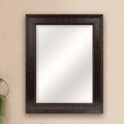 MCSIndustries Marbled Beveled Wall Mirror