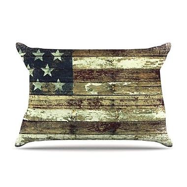 KESS InHouse Oh Beautiful Pillow Case; King