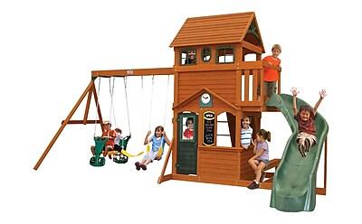 KidKraft Ashberry Wooden Swing Set