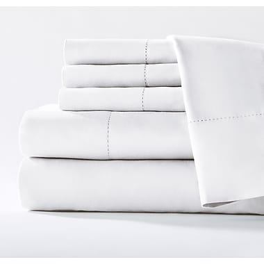 Home Fashion Designs 400 Thread Count Cotton Sateen Sheet Set; Full