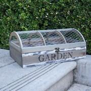 American Mercantile Fir Planter Box