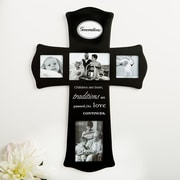 FashionCraft Generations Cross Picture Frame