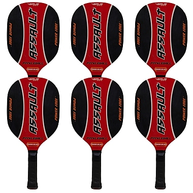 Verus Sports Assault Pickleball Paddle (Set of 6)