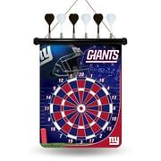 Rico NFL Magnetic Dart Board; New York Giants
