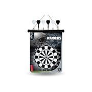 Rico NFL Magnetic Dart Board; Oakland Raiders