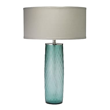 Jamie Young Company Cloud 25'' H Table Lamp with Drum Shade