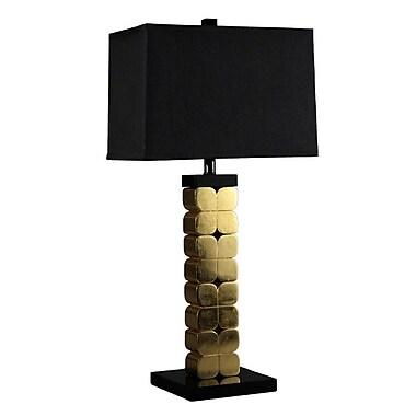 Bungalow Belt Corinthian 31.5'' Table Lamp