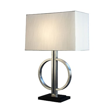 Bungalow Belt Unity 28'' Table Lamp