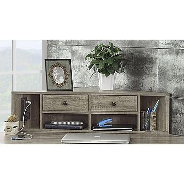 Turnkey LLC Franklin 11'' H x 40'' W Desk Hutch