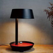 SeedDesign Carry 16.5'' Buffet Lamp; Black
