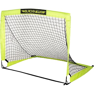 Franklin Sports Blackhawk Soccer Goal; 36'' H x 48'' W