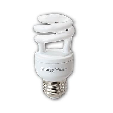 Bulbrite CFL T2 5W 2700K Warm White 6PK (509006)