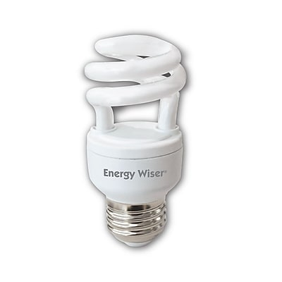 Bulbrite CFL T2 5W 2700K Warm White 6PK (509006)